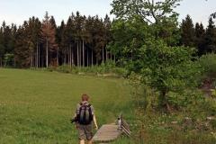 Extratour Rotes Moor in der Rhön