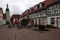Marktplatz Gersfeld