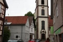evangelische Stadtkirche Gersfeld