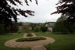 Schlosspark in Gersfeld