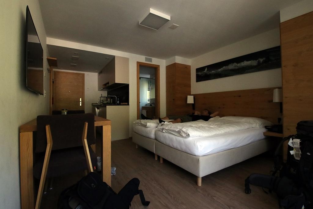EVA Serviced Apartments in Zermatt