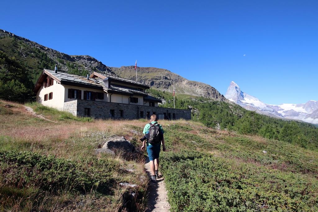 Mountain Lodge Ze Seewjinu - Fünf-Seen-Runde in Zermatt