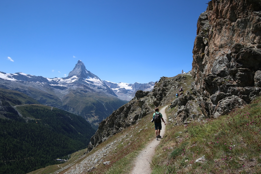 Fünf-Seen-Runde in Zermatt