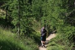 Wanderung zum Gornergrat
