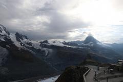 Matterhornblick vom Gornergrat