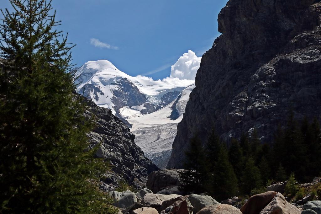 Gletschertor Furi