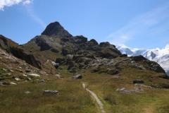 Abstieg vom Gornergrat
