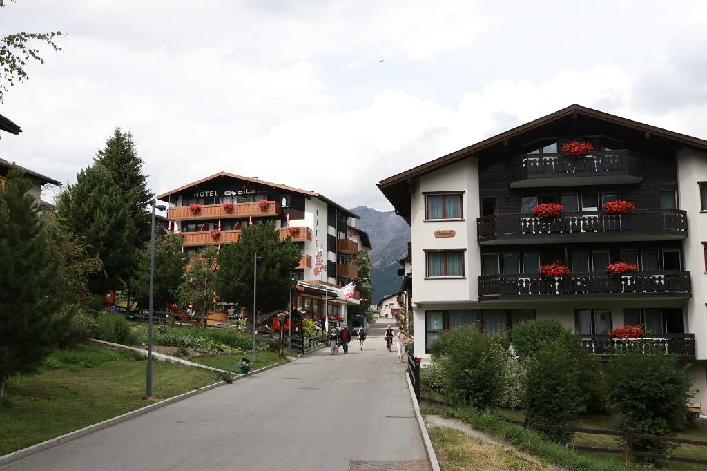 Hotel Alpenlodge Etoile in Saas-Fee