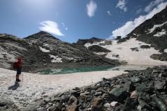 Gletschersee auf 2863 m