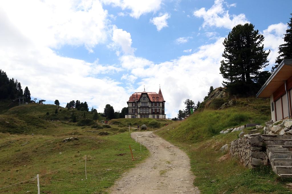 Pro Natura Zentrum Aletsch in der Villa Cassel