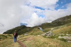 Wanderung von der Fiescheralp zum Aletschwald