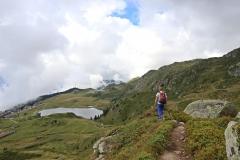 Wanderung von der Fiescheralp zum Aletschwald - Bettmersee