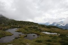 Panoramaweg oberhalb des Aletschgletschers