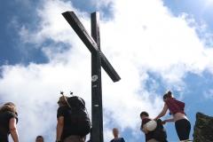 Gipfelkreuz am Bettmerhorn
