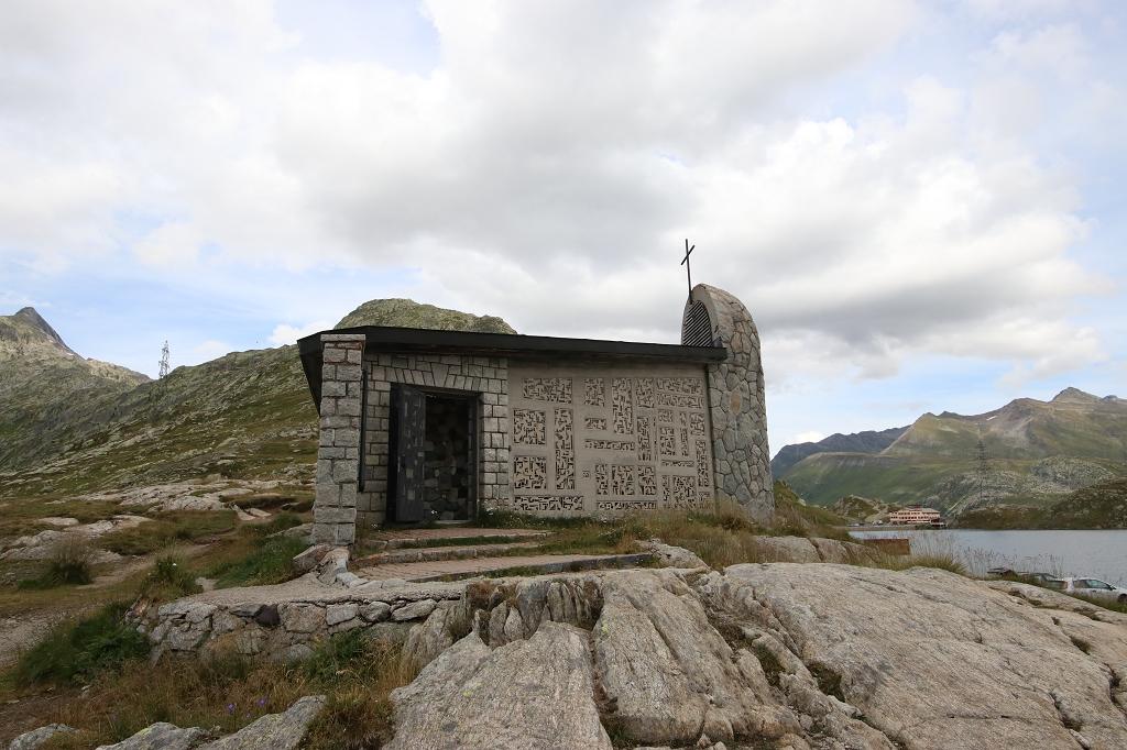 Kapelle am Grimselpass