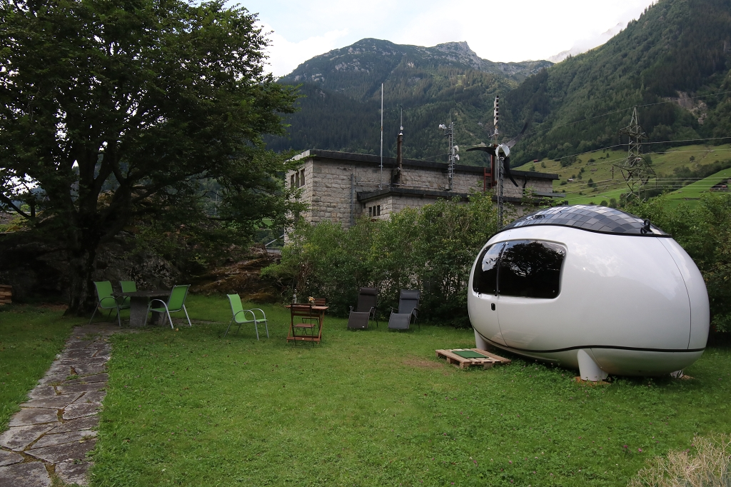 Eco Capsule in Guttanen