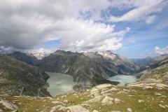 Grimselsee und Räterichsbodensee