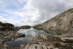 Wanderung vom Grimselpass zum Nägelisgrätli - Grätlisee