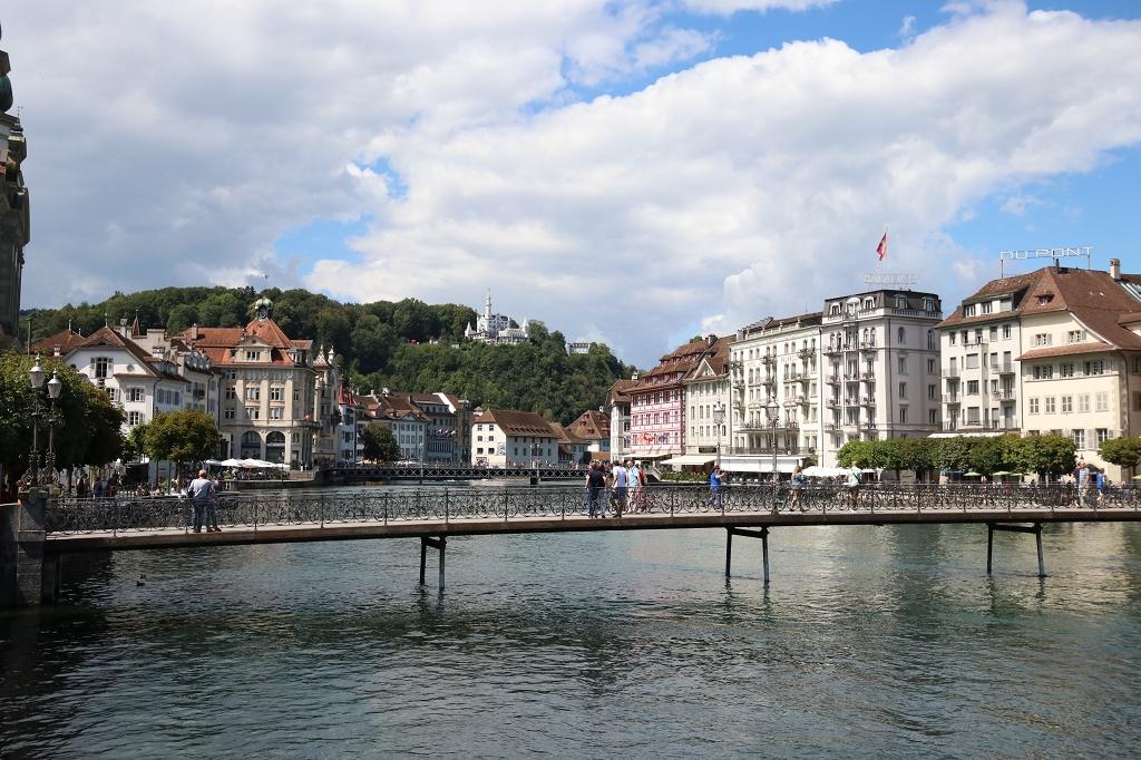 Rathaussteg in Luzern