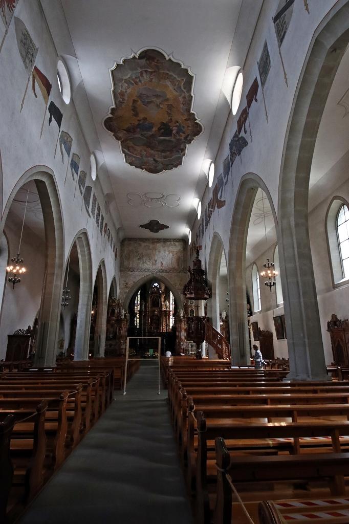 Jesuitenkirche St. Franz Xaver in Luzern
