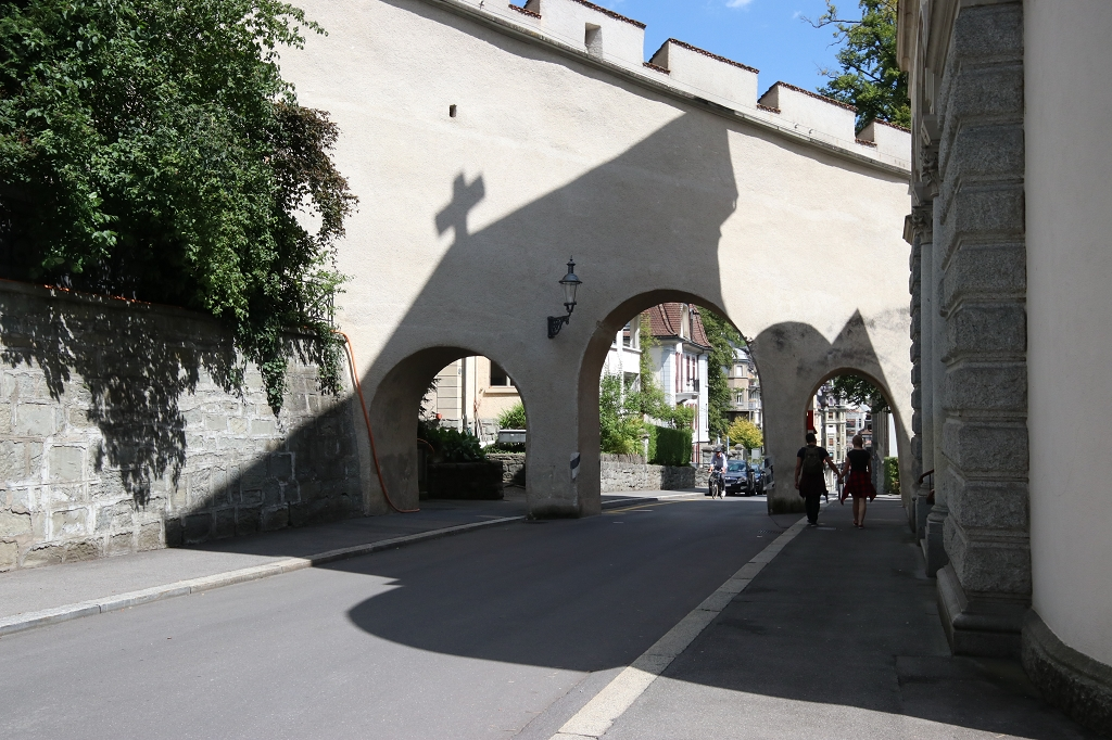 Museggmauer Luzern