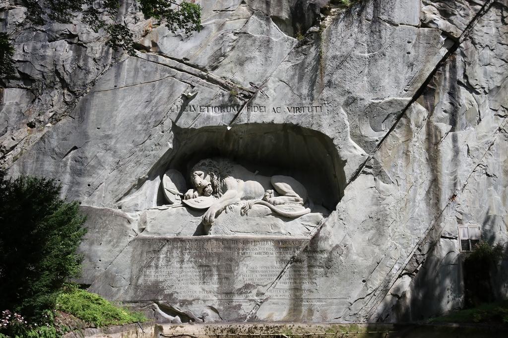 Löwendenkmal Luzern