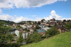 Ausblick auf Luzern