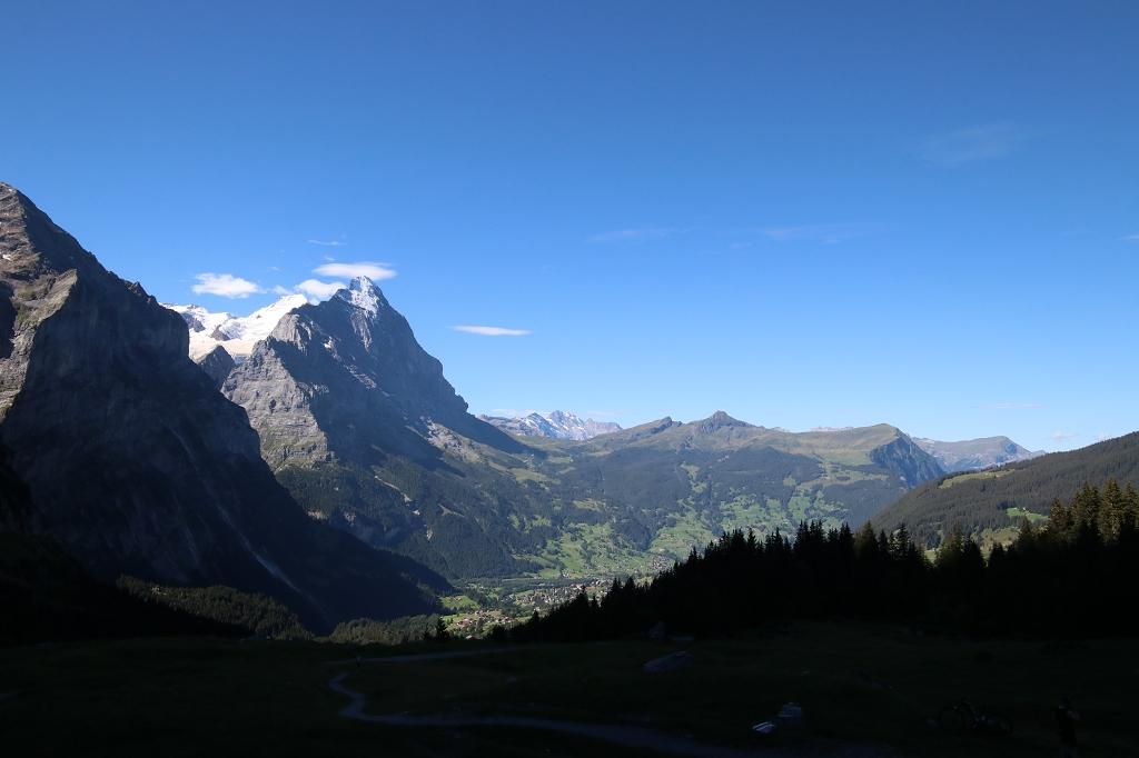 Wetterhorntrek: Von der Glecksteinhütte zur Schwarzwaldalp - Eiger
