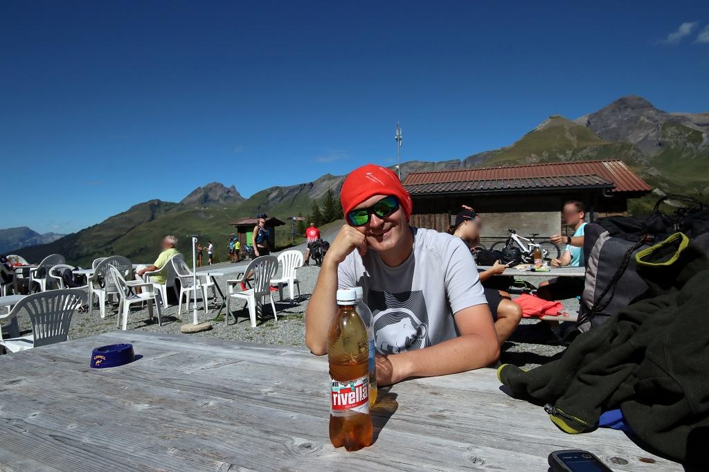 Wetterhorntrek: Von der Glecksteinhütte zur Schwarzwaldalp - Große Scheidegg
