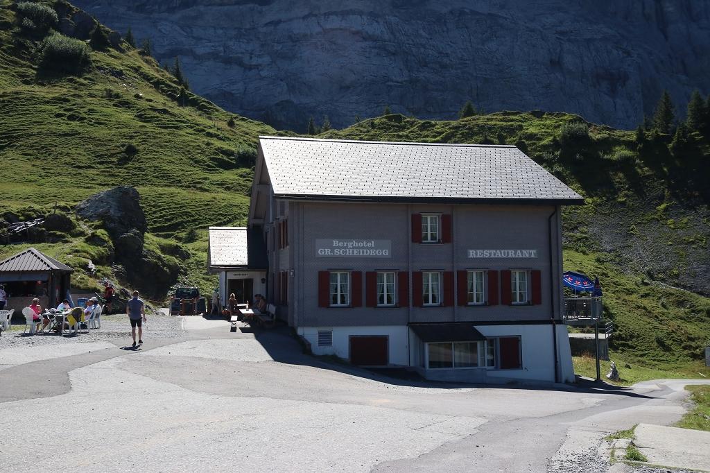 Wetterhorntrek: Von der Glecksteinhütte zur Schwarzwaldalp - Berghotel Große Scheidegg