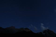 Wetterhorntrek: Von der Glecksteinhütte zur Schwarzwaldalp - Blick aufs Wellhorn
