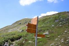 Wanderung vom Grimselpass zum Sidelhorn