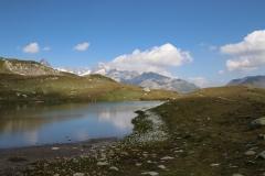 Wanderung vom Grimselpass zum Sidelhorn - Jostsee