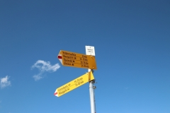 Wanderung vom Grimselpass zum Sidelhorn - Da gehts abwärts