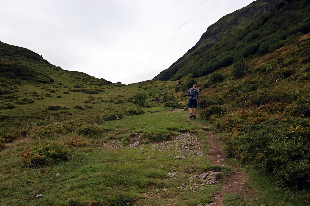 Mountain View Trail von der Grütschalp nach Mürren