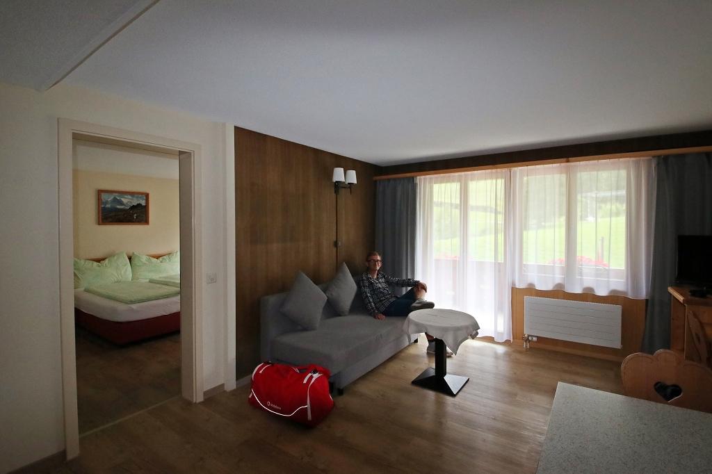 Ferienwohnung Chalet Bodenwald in Grindelwald-Grund
