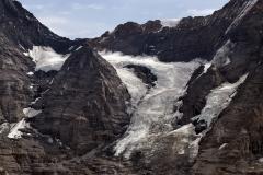 Gletscherüberreste