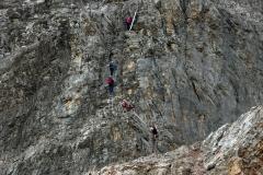 Klettersteig Rothorn am Eiger