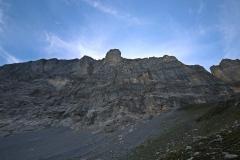 Auf dem Eiger Trail - Eiger hautnah