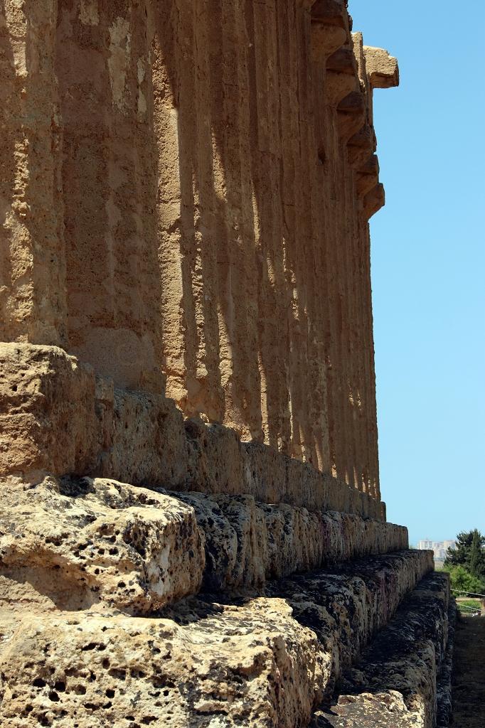 Concorciatempel im Valle dei Templi