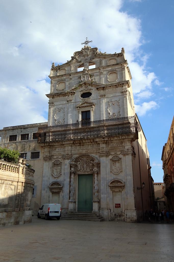 Santa Lucia alla Badia in Syrakus