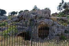 Ausgrabungen in Syrakus