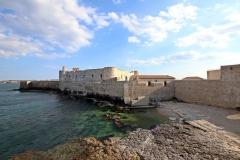 Castello Maniace in Syrakus