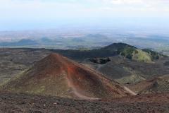 Blick vom Monte Silvestri Inferiore