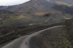 Aufstieg zum Monte Silvestri Superiore