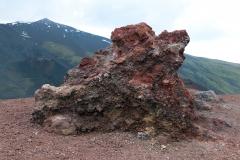 Gestein am Monte Silvestri Superiore