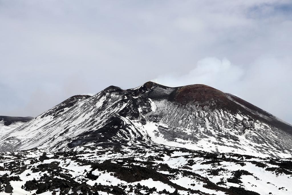 Gipfelkrater des Ätna