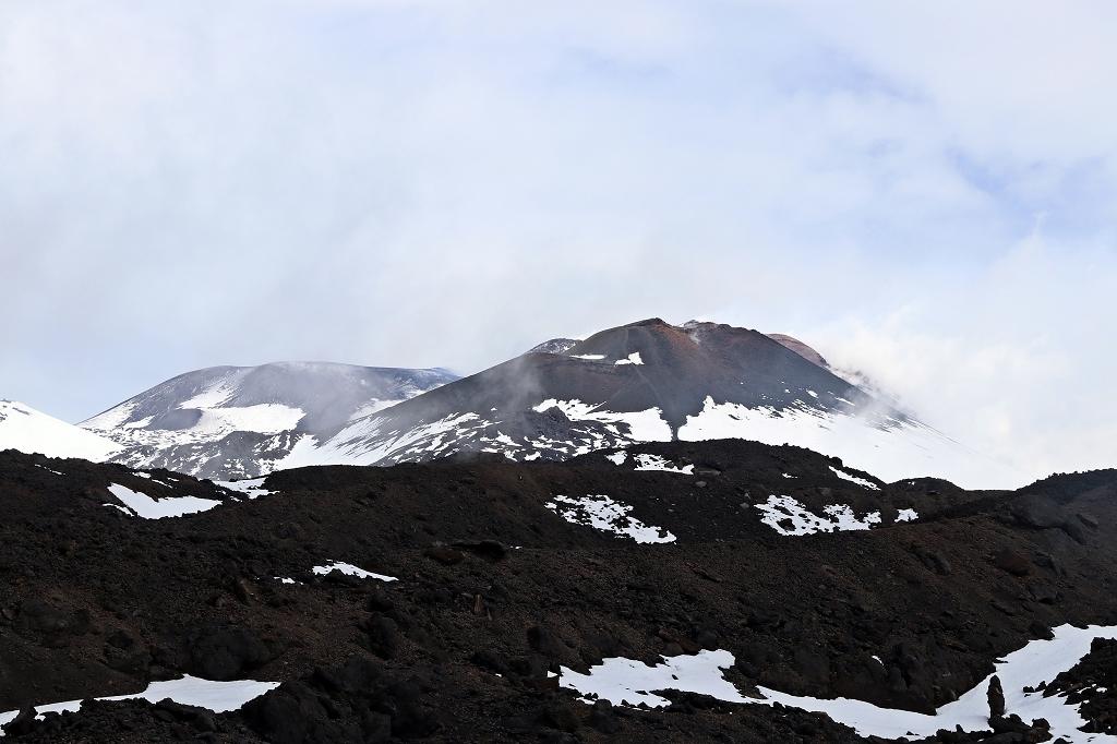 Blick auf den Crateri Barbagallo
