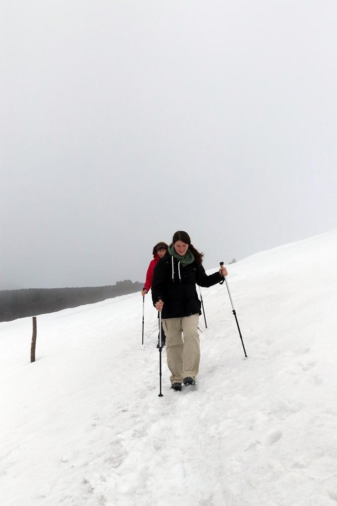 Wanderweg um den Cratere Piano del Lago
