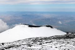 Auf dem Crateri Barbagallo